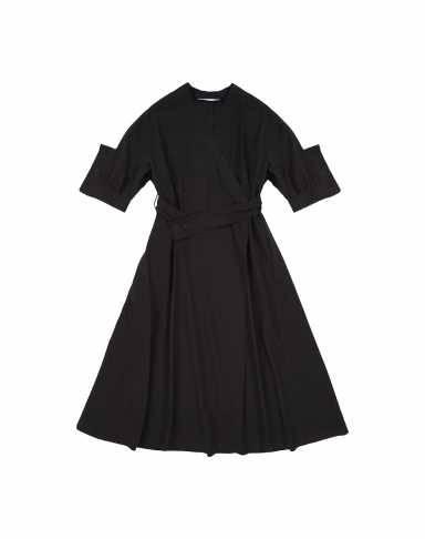 """Платье """"Гоген"""" (черный)"""