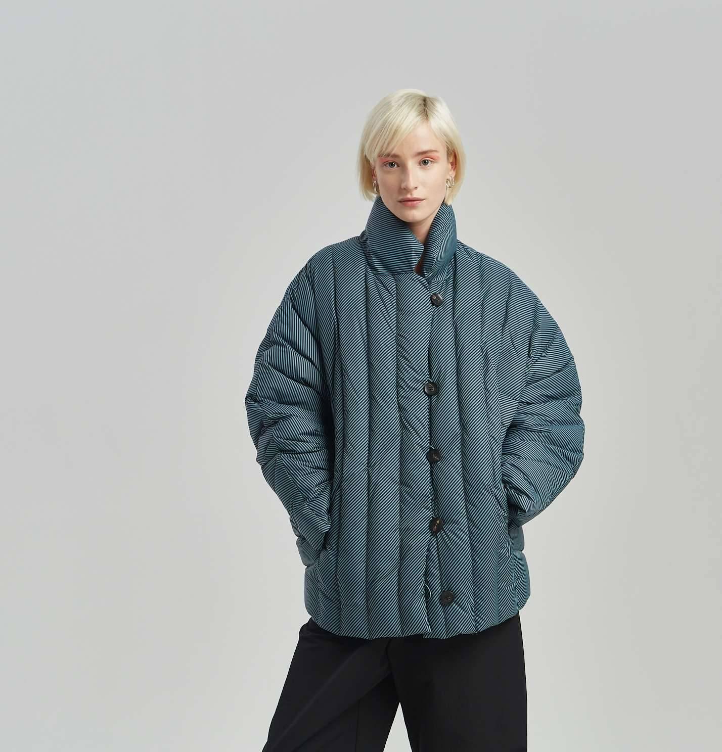 """Куртка """"Фазан"""" (голубой)"""