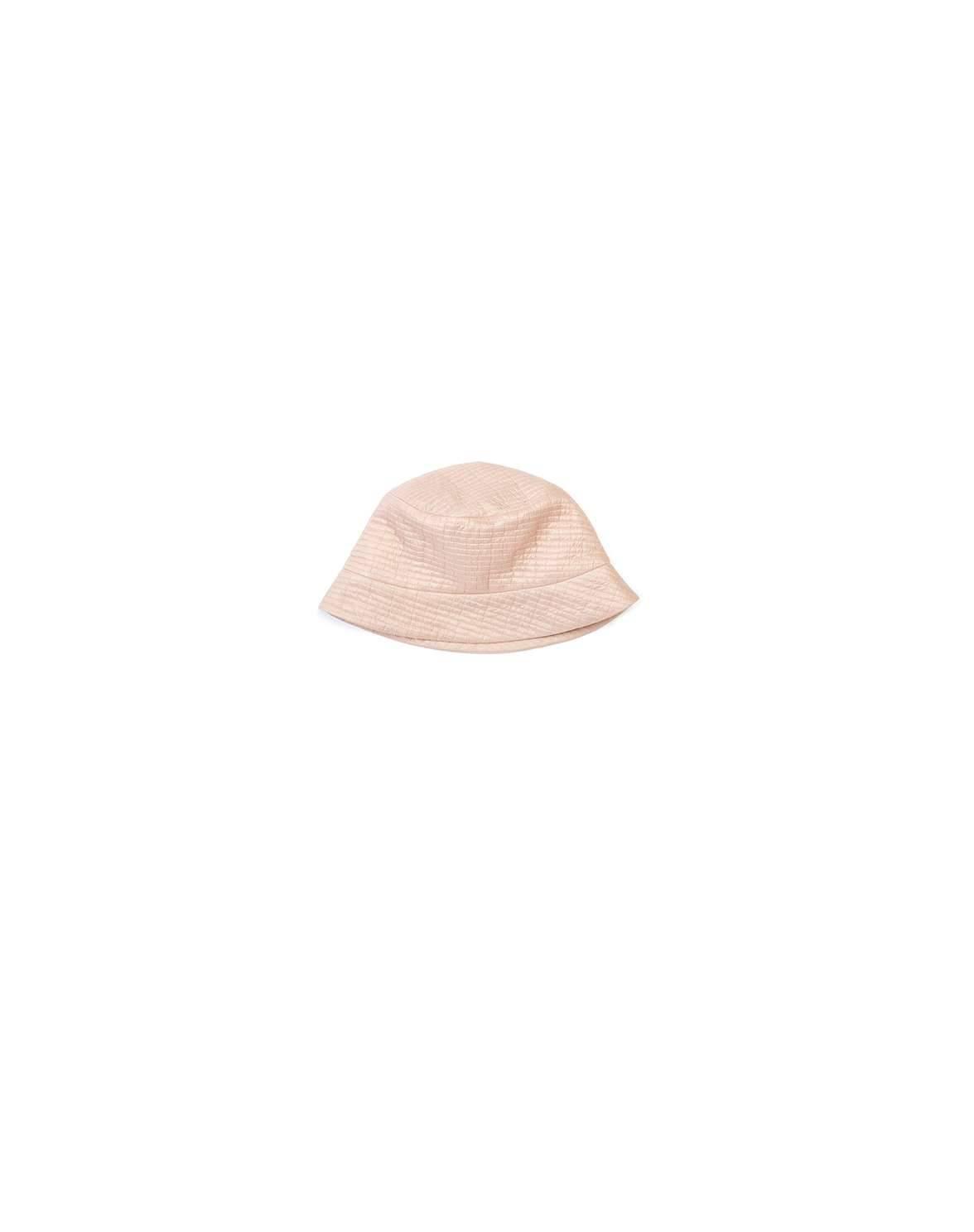"Шляпа ""Миф"" (пудровый)"