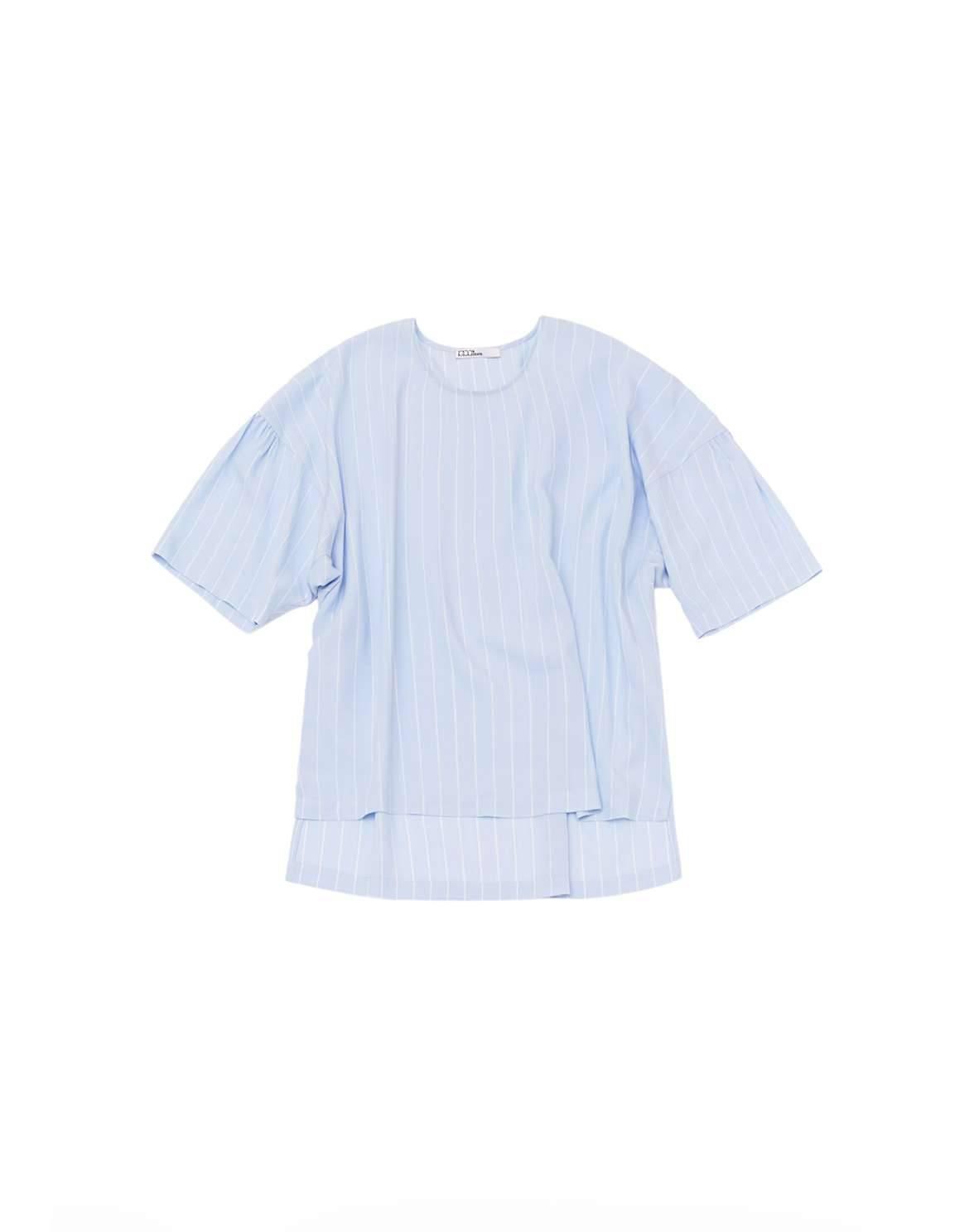 "Блуза ""Анна - Мария"" (голубой)"