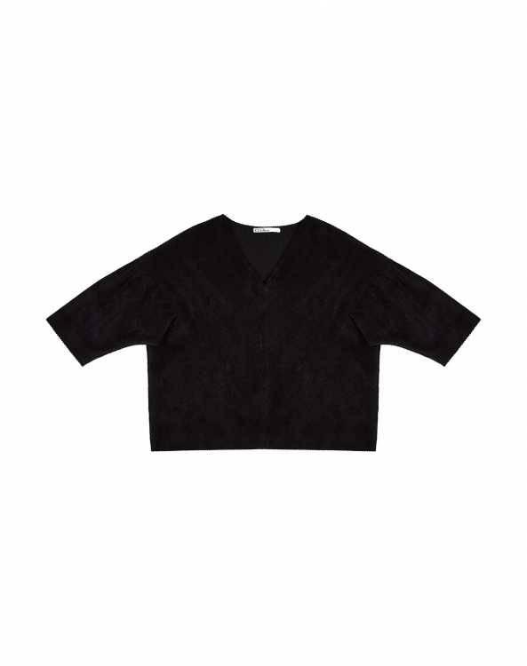 "Блуза ""Мельба"" (черный)"