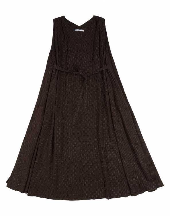 "Платье ""Коринт"" (коричневый)"