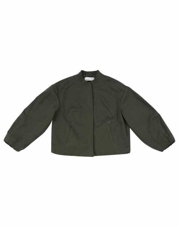 """Куртка """"Дюфи"""" (темно-зеленый)"""