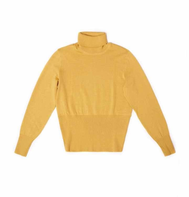 """Джемпер """"Истленд"""" (желтый)"""