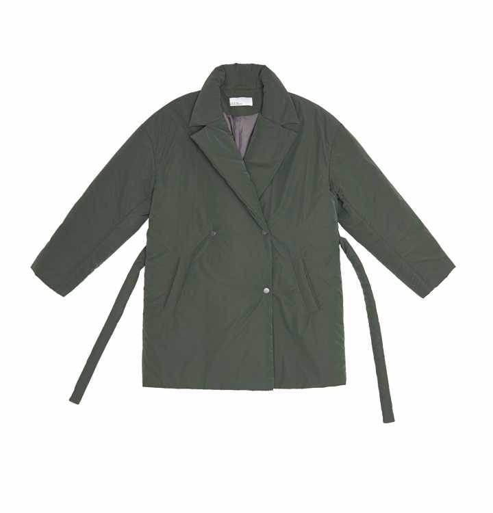 """Куртка """"Эйк"""" (темно-зеленый)"""